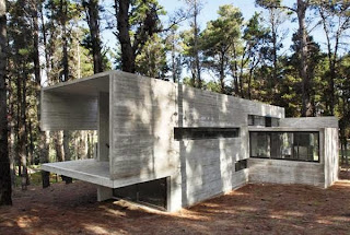 TOP 7 UNIQUE HOUSE DESIGN: CONTEMPORARY CONCRETE NATURAL HOUSE DESIGN INSPIRED CONCRETE HOUSE: MAN VERSUS NATURE