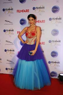 Actress Shruti Haasan Pictures at Ciroc Filmfare Glamour Style Awards 9
