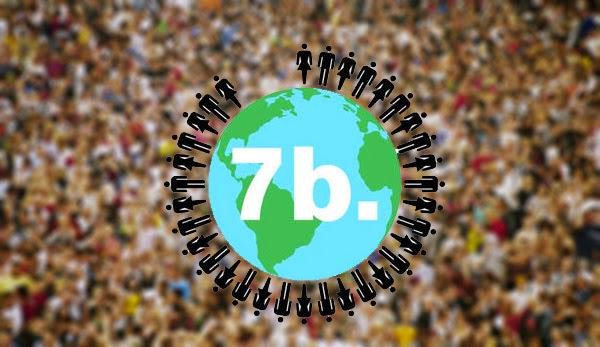 أعرف ترتيبك العالمي في مجموع عدد سكان العالم !