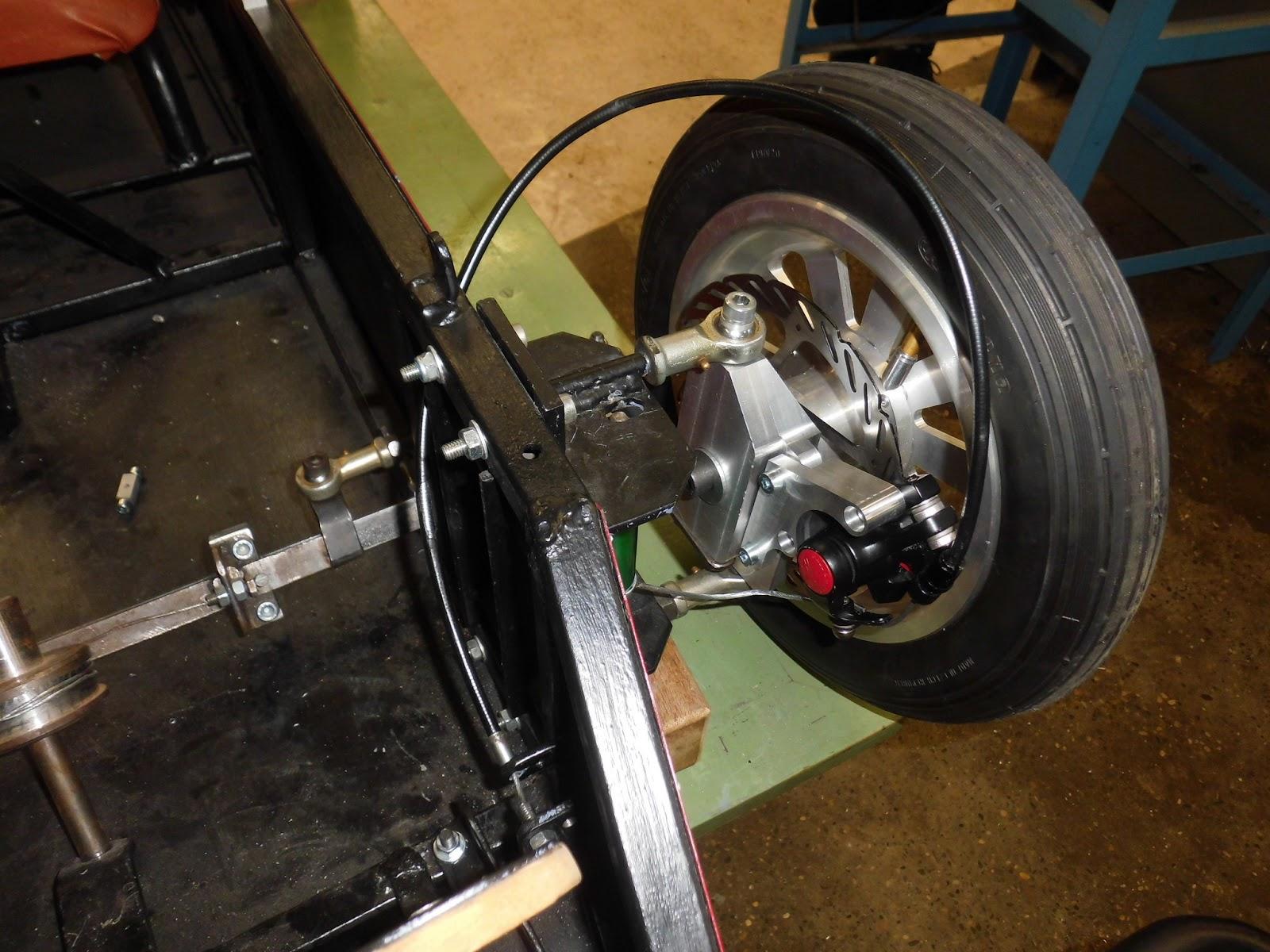 La caisse savon ismgg bac t u fixation trier de frein - Comment fabriquer une caisse a savon facilement ...