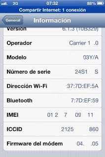 Como Ver El Imei De Mi Iphone