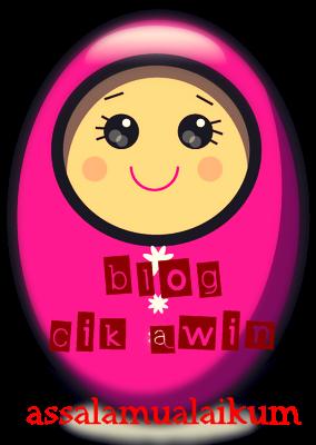Blog Cik Awin
