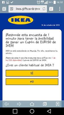 Sorteo IKEA