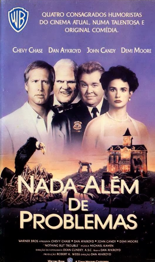 Nada Além de Problemas – Dublado (1991)