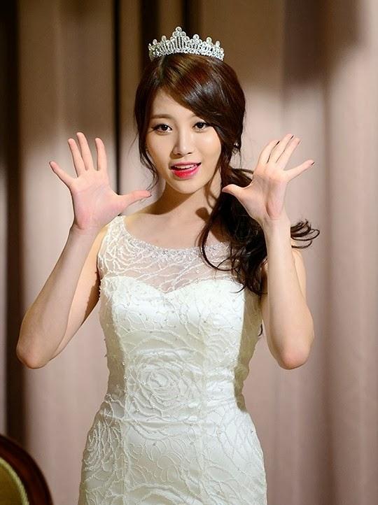 Yura Girl's Day Beautiful Princess