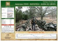 RUTA: FOIOS-NAVASFRIAS-ALDEIA DO BISPO
