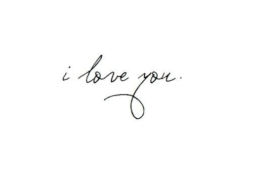 картинка te amo