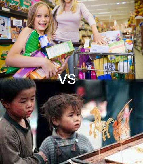 Renungan: Perbedaan Anak Keluarga Kaya dan Anak Keluarga ...