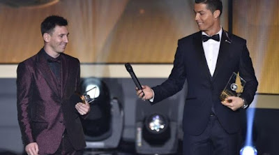 [Bola] 5 Pemain yang Bisa Gantikan Messi-Ronaldo