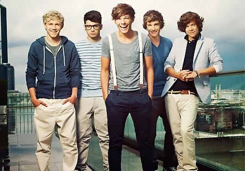 One Direction en Youtube: Nuevos mensajes