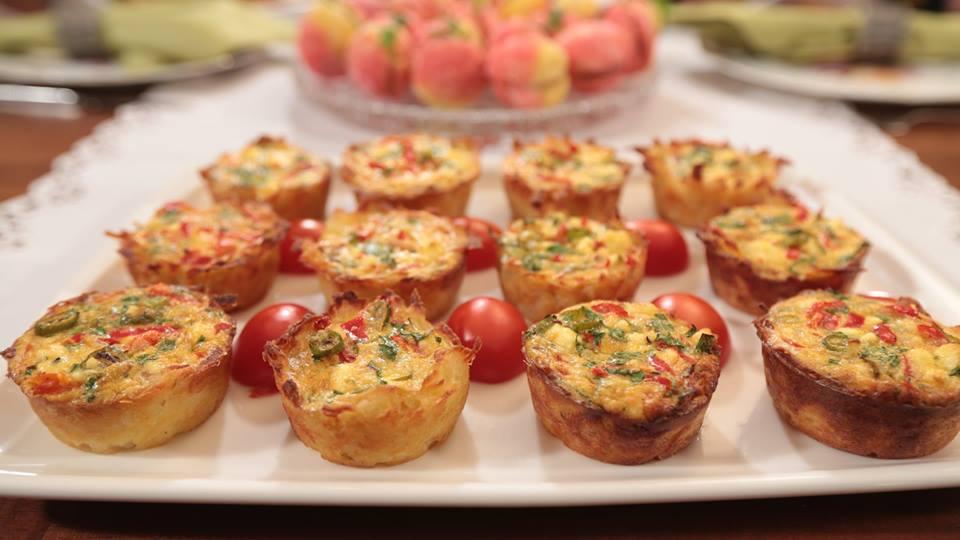 Patates Çanağında Omlet | Nurselin Mutfağı Yemek Tarifleri