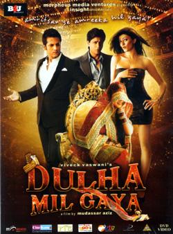 Dulha Mil Gaya 2010 Hindi 720p WEB HDRip 1GB bollywood movie dulha mil gaya 720p web hdrip free download or watch online at world4ufree.cc