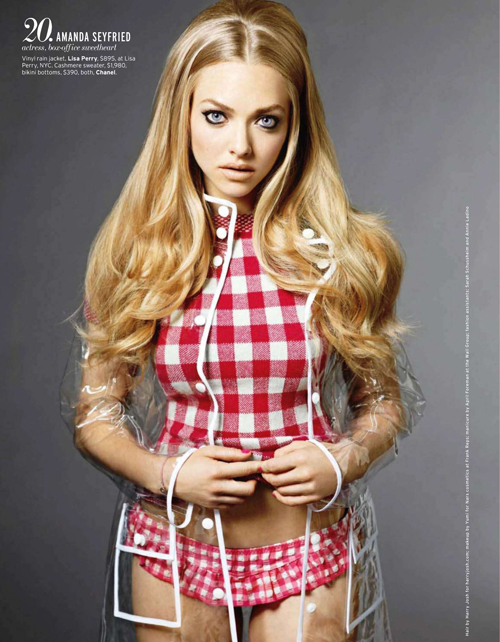 Amanda Seyfried Hair Color 1