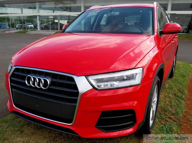 Audi Q3 2.0 2016 Ambiente Quattro