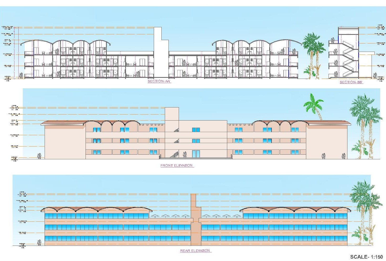 beach resort architecture thesis