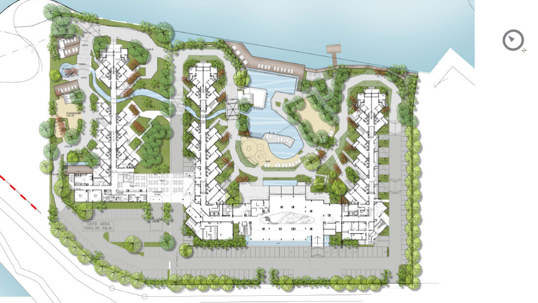 Cassia Residences at Phuket, Master Plan