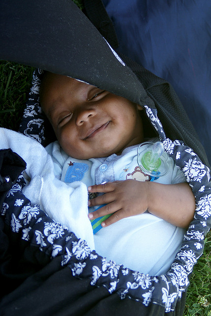 pictures of babies sleeping