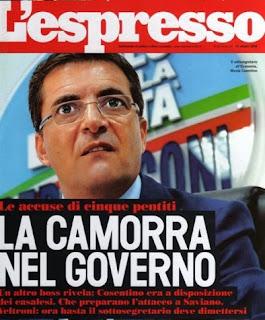 La Lega Nord regala le feste di Natale all'on.Cosentino: rinviato il voto sulla richiesta di arresto al 10 gennaio.
