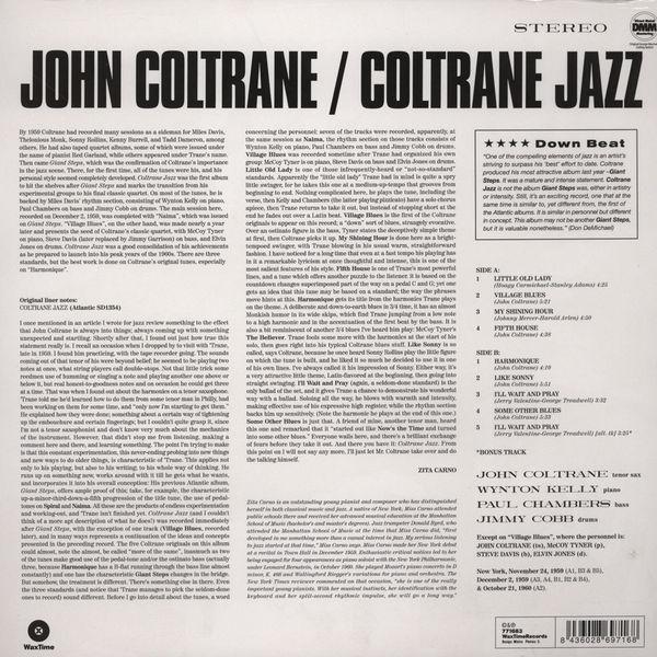 Swingville john coltrane coltrane jazz 1961 village blues john coltrane 521 3 shining hour johnny mercer harold arlen 450 4fth house john coltrane 438 stopboris Image collections