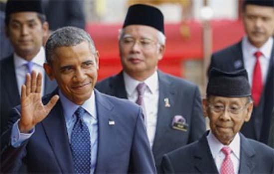 Rahsia Tersembunyi Disebalik Lawatan Obama ke Malaysia