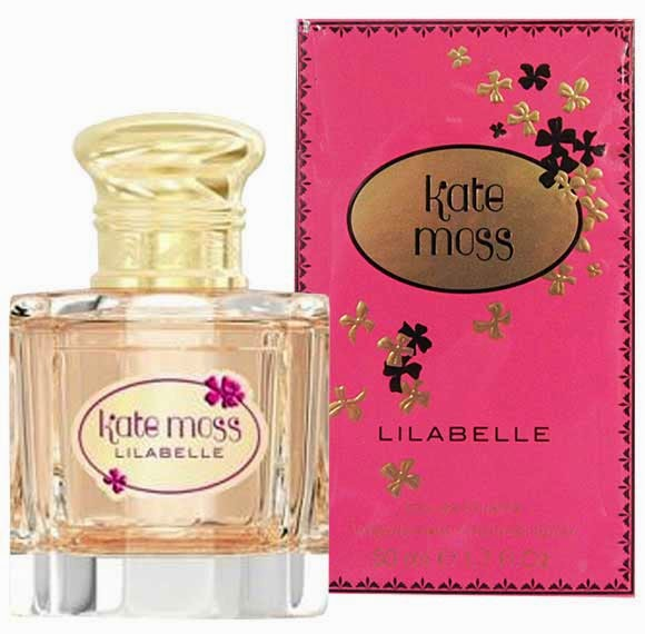 top perfume 2014, top perfume 2014 women, lilabelle, kate moss