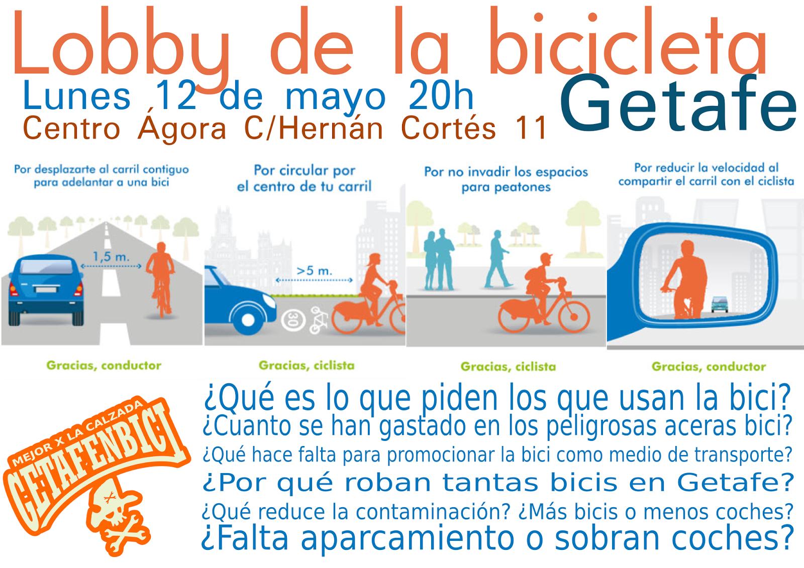 la bicicleta como medio de transporte