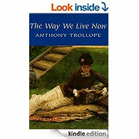 FREE: The Way We Live Now by Anthony Trollope