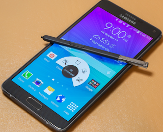 Samsung Galaxy Note 4 - HP Android Untuk Game