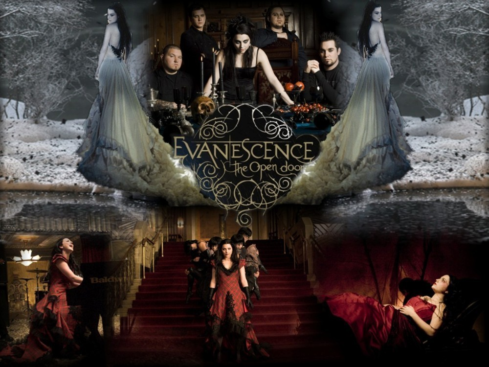 evanescence the open door album cover