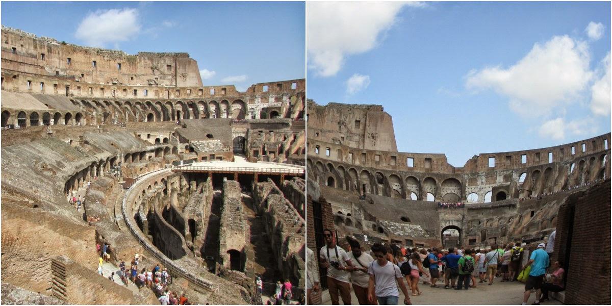 Itália, Roma, turismo, Europa, Italy, travel, trip, viagem, Italia, Vaticano, Basílica de São Pedro, Circus Maximus, Palatino, Arco de Constantino, Coliseu, Colosseo