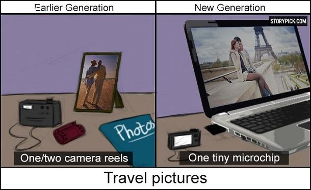 Ketika Teknologi Telah Merubah Kehidupan Manusia