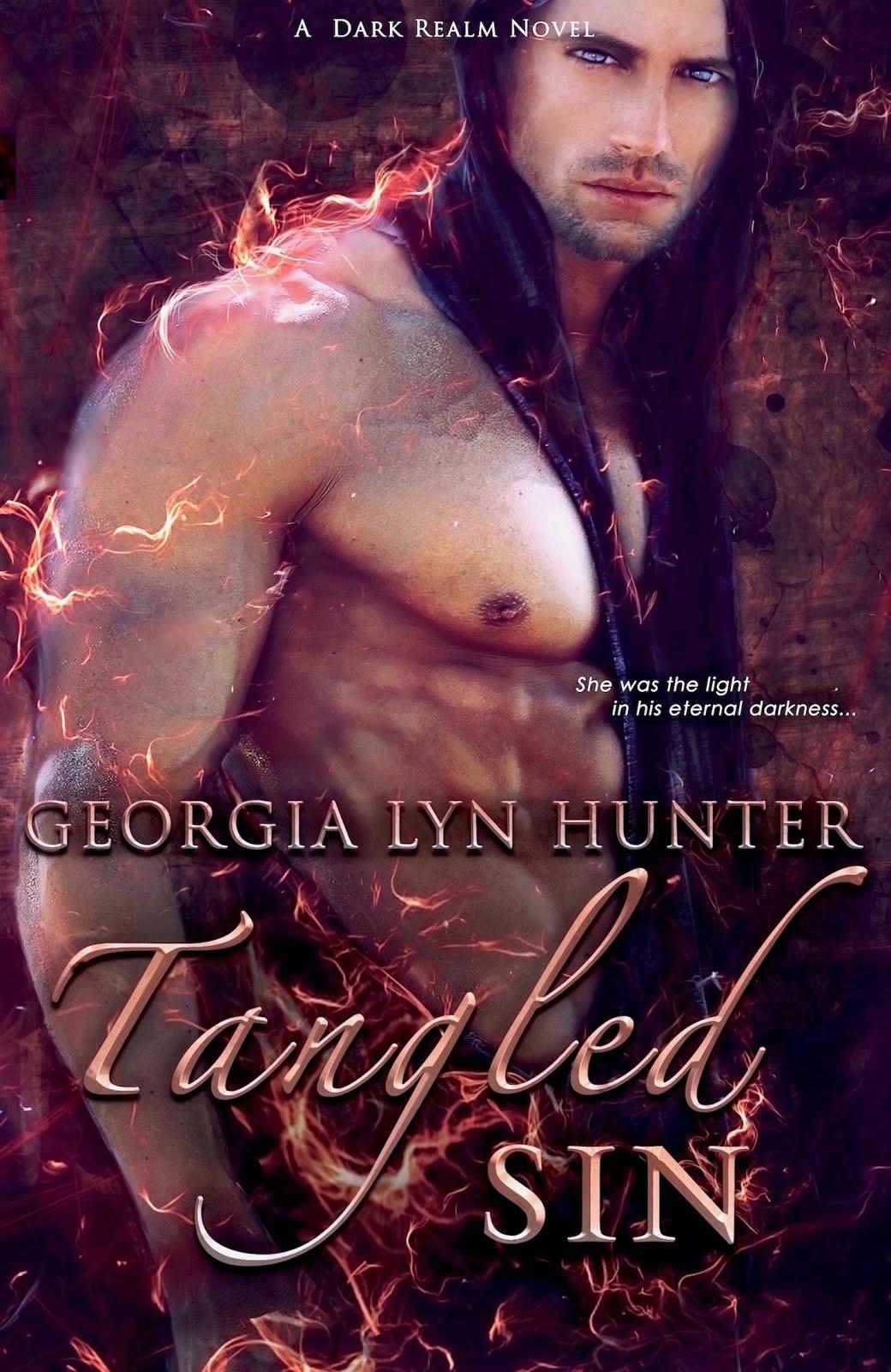 Tangled Sin by Georgia Lyn Hunter
