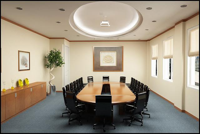 Thiết kế nội thất văn phòng đẹp 01