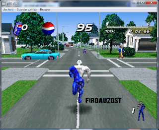 Download Game Pepsi Man