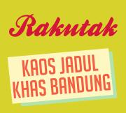 Kaos Oleh Oleh Bandung