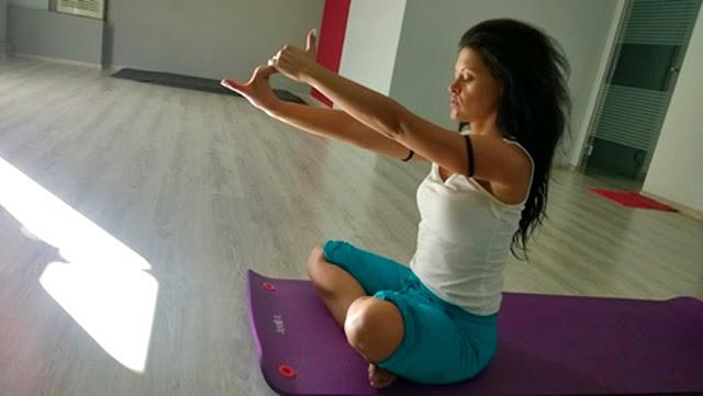 Yoga και διαλογισμός : Ασκήσεις Stretching