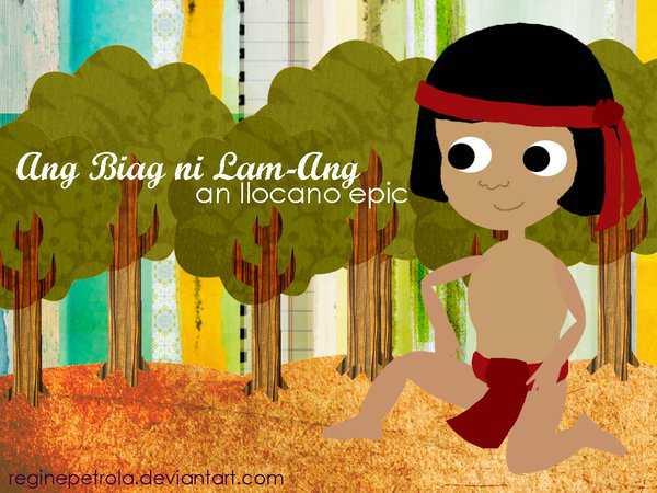 life of lam ang