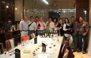 Visita a la Escuela Argentina de Sommeliers