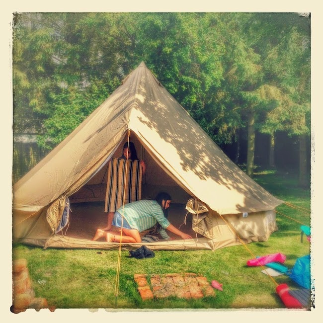 SoulPal 5000 ease Bell Tent