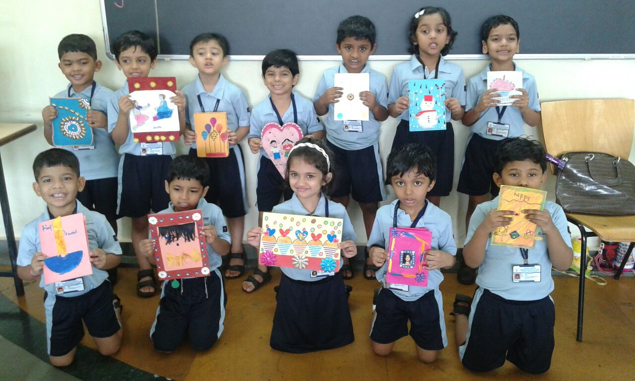 Foundation Greeting Card Making Competition