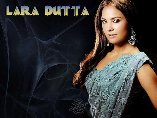 Lara Dutta face