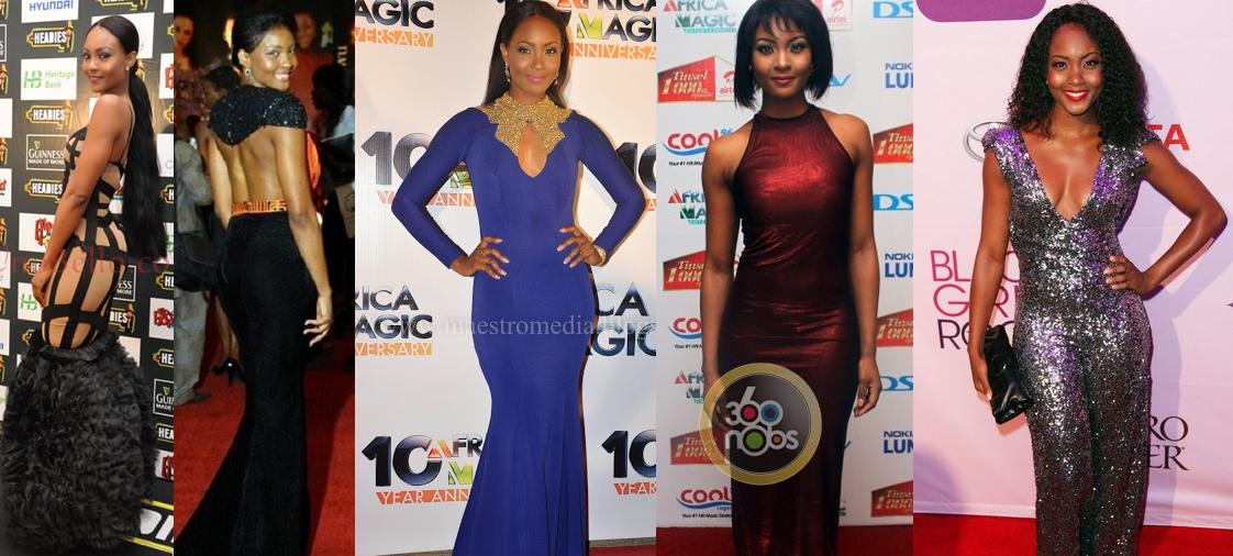 Osas Ighodaro Best-Dressed Of 2013