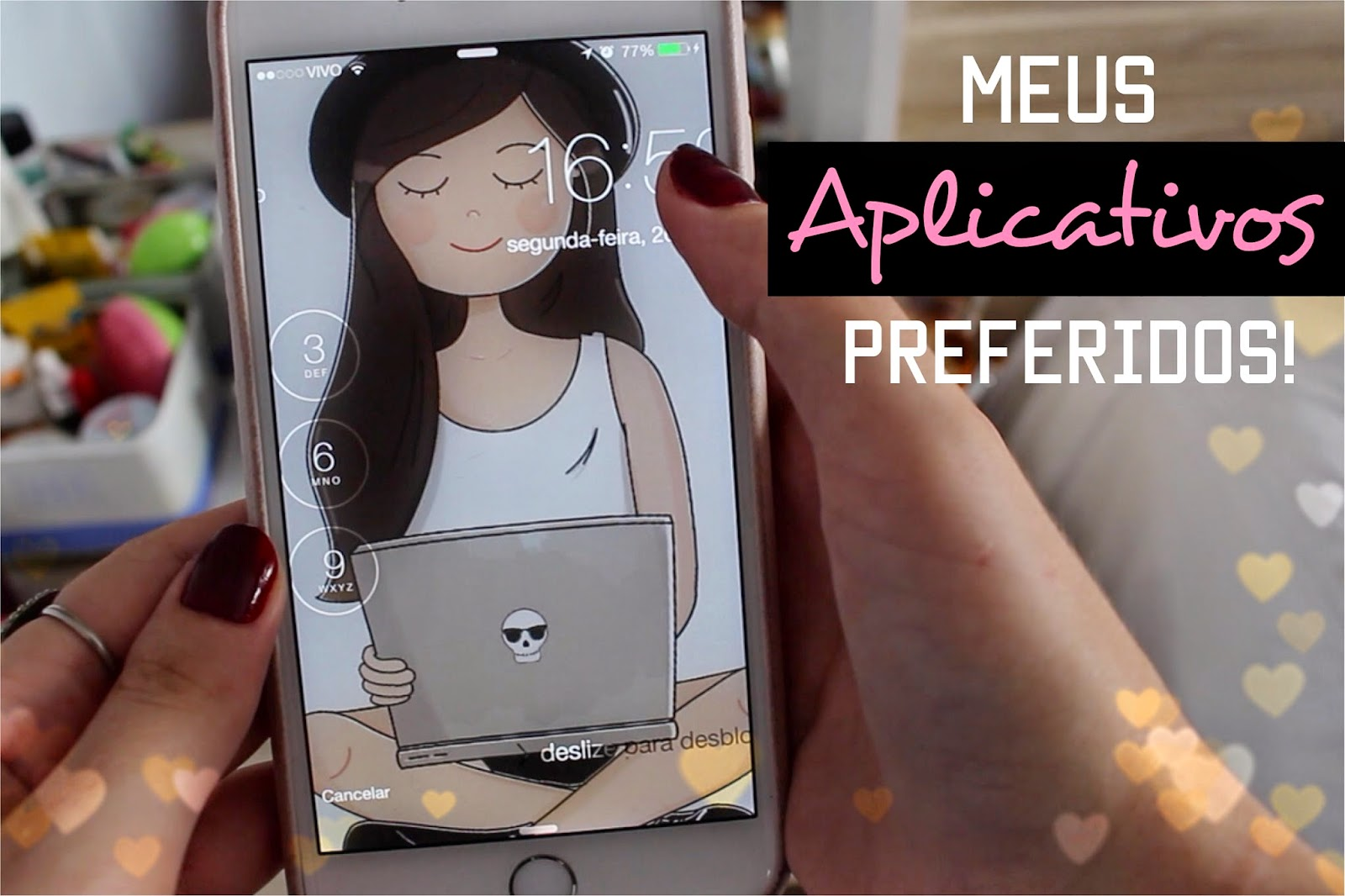 aplicativos preferidos