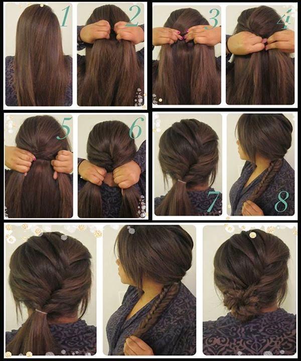 Women Hair Style Tutorials #45..