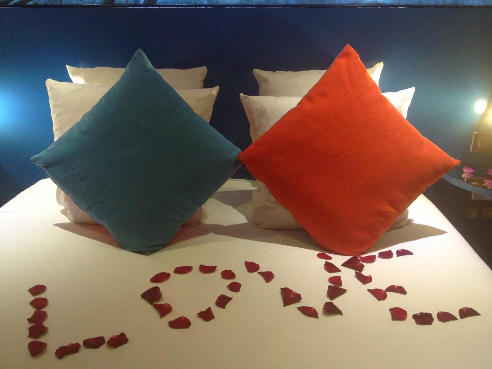 Bonne Adresse #8 spéciale Saint Valentin : Hôtel Montmartre mon Amour
