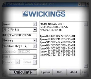 HACKING INFO: Free Mobile World Unlock Code Calculator v4.4 t10