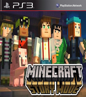 Download  Minecraft Story Mode Episode 1 Torrent PS3 2015