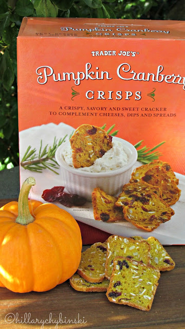 Trader Joe's Pumpkin Cranberry Crisps