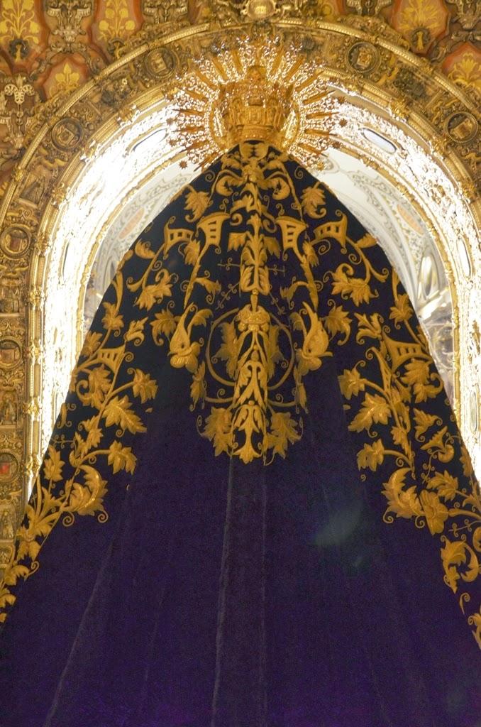 María Stma de la Esperanza Macarena - Sevilla
