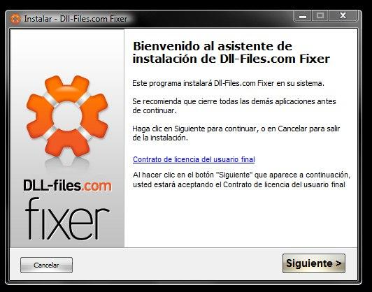 DLL Files Fixer 3.2.81 Full Español